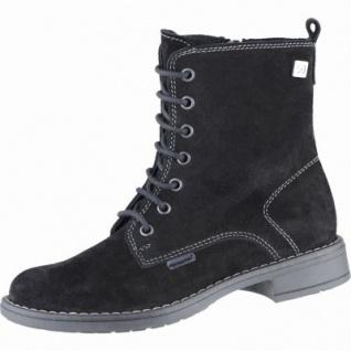 Richter Mädchen Leder Winter Tex Boots black, Warmfutter, warmes Fußbett, mittlere Weite, 3739193/32
