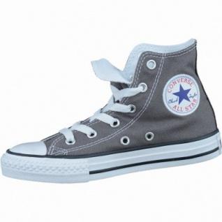 Converse Chuck Taylor All Star High Mädchen und Jungen Canvas Sneaker charcoal, 3336141/32