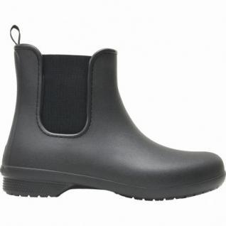 Crocs Crocs Freesail Chelsea Boot W Damen Gummistiefel black, 5039110/36-37