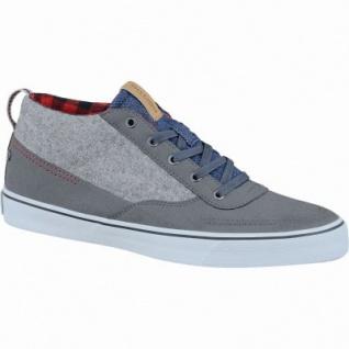 Jack&Jones JFW Shark Mid Herren Synthetik Winter Sneakers asphalt, leichtes Check-Futter, 2537168