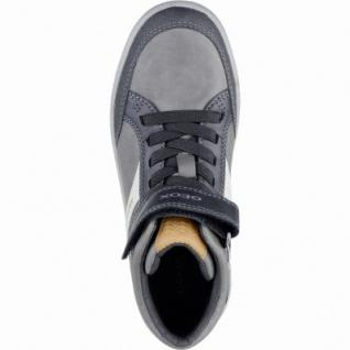 Geox coole Jungen Synthetik Winter Amphibiox Sneakers grey, angerautes Futter, Thermo Fußbett, 3739170/32 - Vorschau 2