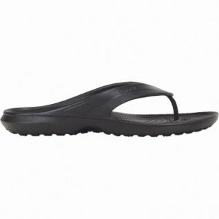 Crocs Classic Flip Damen, Herren Flip Flops black, 4338102/41-42