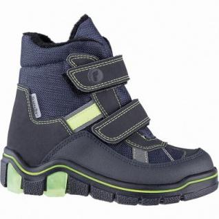 Ricosta Gabris Jungen Tex Boots see, breitere Passform, waschbar, 11 cm Schaft, Warmfutter, warmes Fußbett, 3741263/35
