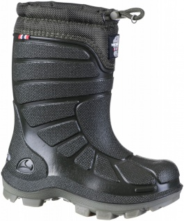 VIKING Extreme Jungen Thermo Winter PU Boots huntinggreen, warm bis -20 Grad,...