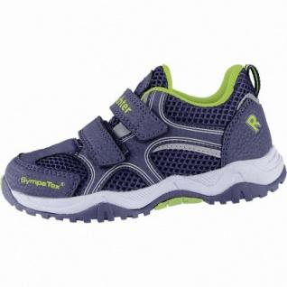 Richter sportliche Jungen Synthetik Sympatex Sneakers atlantic, Leder Fußbett, 3340175