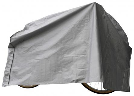 LAMPA waschbare Garage für Fahrräder, Mopeds, Roller, wasserdicht, 200x125 cm...