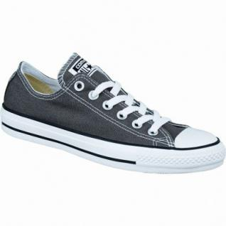 Converse Chuck Taylor All Star Low charcoal, Damen, Herren Chucks grau, 4234119/43