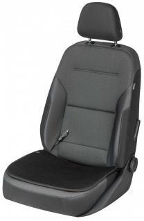 weiches Universal Polyester Auto Sitzheizkissen schwarz, 12 Volt, Sitz Heizki...