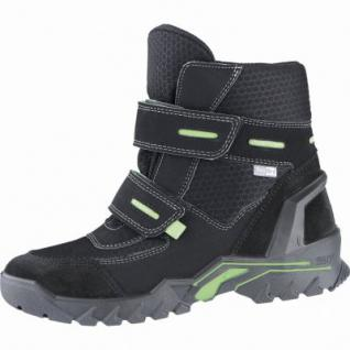 Ricosta Norman Jungen Winter Thermo Tex Boots schwarz, Warmfutter, warmes Fußbett, 3739191