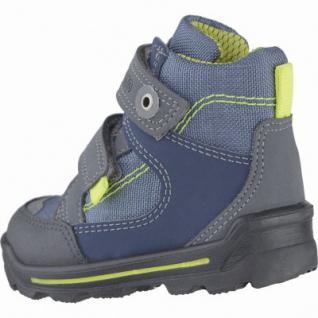 Pepino Friso Jungen Leder Winter Tex Boots antra, Lammwollfutter, warmes Fußbett, 3239122/22 - Vorschau 2