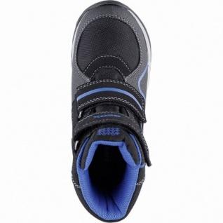Geox Jungen Synthetik Winter Amphibiox Boots black, molliges Warmfutter, Geox Fußbett, 3741117/39 - Vorschau 2