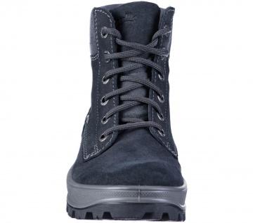 SUPERFIT Jungen Winter Leder Boots schwarz, Goretex Ausstattung, mittlere Wei... - Vorschau 4