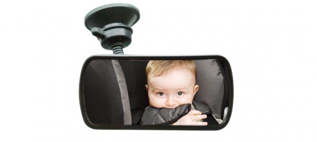 Universal Auto Baby Rückspiegel, Babyspiegel, Baby Rücksitzspiegel, Baby Beob...