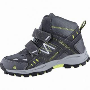 Kapppa Bliss Mid II Tex K coole Jungen Synthetik Tex Boots anthra, Profil Laufsohle, 3739101