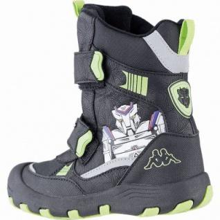 Kapppa Robot Tex K Jungen Synthetik Winter Tex Boots black, 12 cm Schaft, Warmfutter, warmes Fußbett, 3741124/29 - Vorschau 2