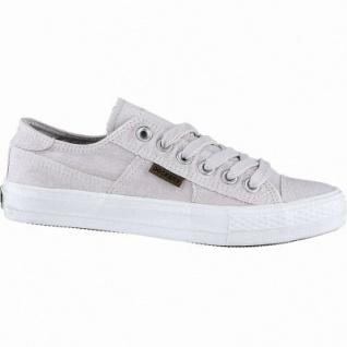 e7a52659e6f5 Dockers sportliche Damen Canvas Sneakers rosa, weiches Fußbett, modische  Sneaker Laufsohle, 1240208