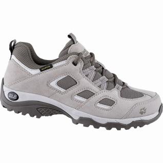 Jack Wolfskin Vojo Hike 2 Texapore Low Women Damen Leder Outdoor Schuhe moon ...