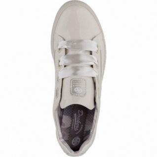 Dockers modische Damen Lack Synthetik Sneakers rosa, weiches Fußbett, Textilfutter, 1240205/36 - Vorschau 2