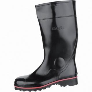 Nora Mega Jan Herren PVC Arbeits Stiefel schwarz bis -30° C, DIN EN 345/S5 , 5199106/40