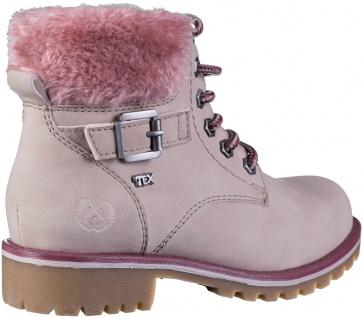INDIGO Mädchen Winter Synthetik Boots pink, Tex Ausstattung, Warmfutter - Vorschau 2