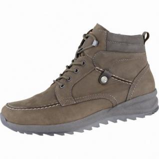 Waldläufer Helle 12 Herren Leder Winter Boots tabak, Warmfutter, warme Einlage, Extra Weite, 2539166