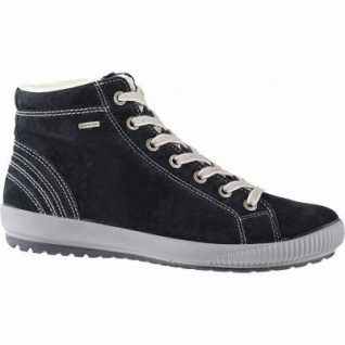 Ricosta Disera Mädchen Winter Leder Tex Boots schwarz, 13 cm
