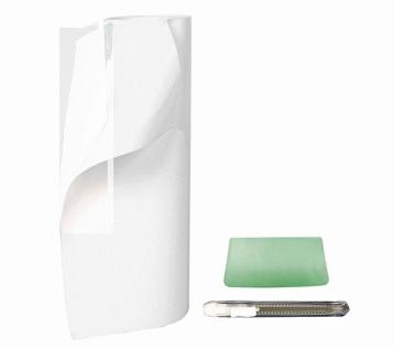 LAMPA 3er Set transparente Lackschutz Folien selbstklebend auf Wasserbasis, S...