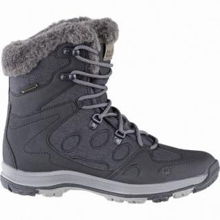 Jack Wolfskin Thunder Bay Texapore Mid W Synthetik Outdoor Boots phantom, Warmfutter, warm bis - 20 Grad, 4441173