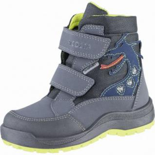 Ricosta Gabris Jungen Winter Thermo Tex Boots antra, Warmfutter, warmes Fußbett, 3739181/25