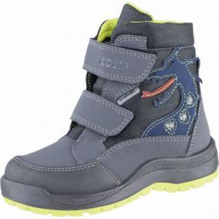 Ricosta Gabris Jungen Winter Thermo Tex Boots antra, Warmfutter, warmes Fußbett, 3739181