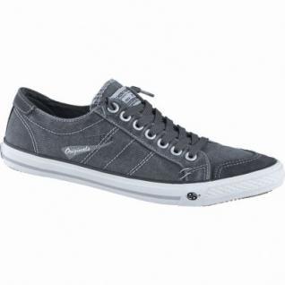 Dockers modische Herren Canvas Sneakers grau, Dockers Laufsohle, 2138121/41