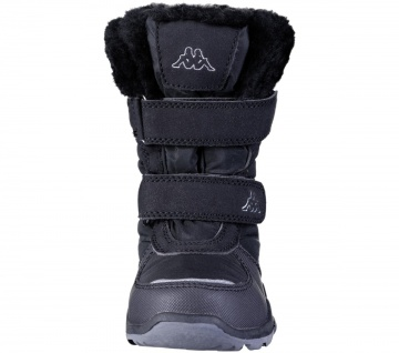 KAPPA Gurli Tex Mädchen Winter Synthetik Boots black, Warmfutter, wasserdicht... - Vorschau 4