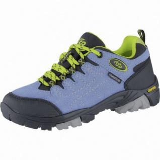 Brütting Mount Shasta Kids Low Mädchen, Jungen Synthetik Trekking Schuhe petrol, Comfortex Klimamembrane, 4440119