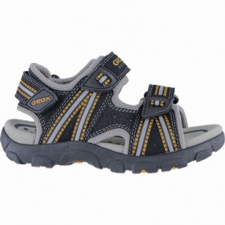 footwear hot sales arrives Geox coole Jungen Synthetik Sandalen black, weiches Geox ...