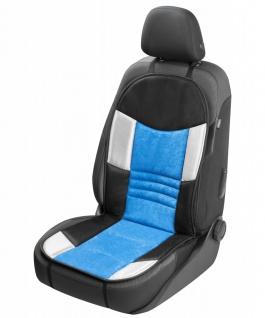 coole Universal Auto Polyester Mesh Sitzauflage Hunt blau, weiche 16 mm Schau...