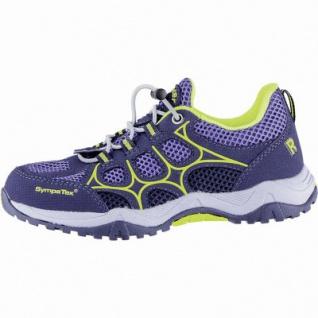 Richter sportliche Jungen Synthetik Sympatex Sneakers atlantic, Leder Fußbett, 3340176