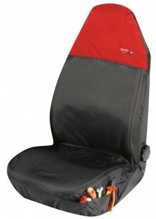 Universal Polyester Auto Schonbezug Outdoor Sports rot, wasserabweisend, schm...