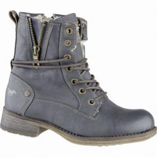 Mustang coole Mädchen Synthetik Winter Boots graphit, Warmfutter, warme Decksohle, 3739110/37