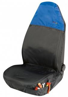 Universal Polyester Auto Schonbezug Outdoor Sports blau, wasserabweisend, sch...