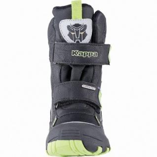 Kapppa Robot Tex K Jungen Synthetik Winter Tex Boots black, 12 cm Schaft, Warmfutter, warmes Fußbett, 3741124/35 - Vorschau 2