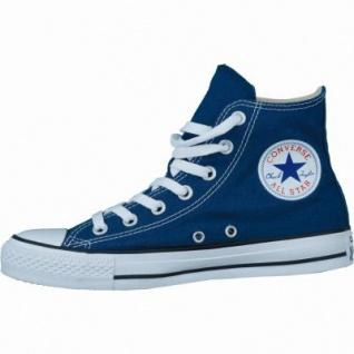 Converse Chuck Taylor AS Core Damen, Herren Canvas Chucks blau, 1228278/36