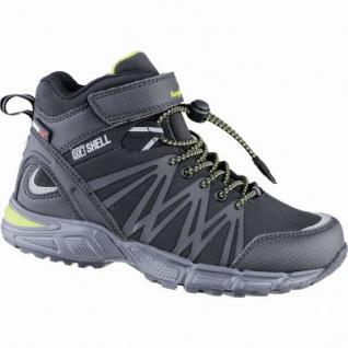Kangaroos Tramp HI Jungen Soft Shell Trekking Boots black, herausnehmbares Fußbett, 4439126/36