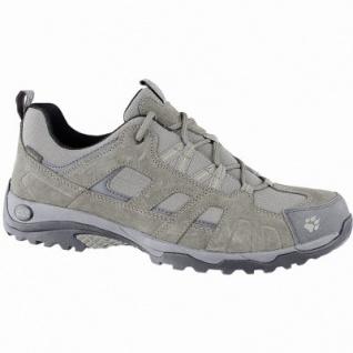 Jack Wolfskin Vojo Hike Texapore Men Herren Leder Mesh Outdoor Schuhe flashing green, Texapore Ausstattung, 4440158/7.5