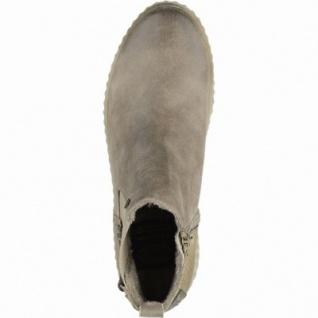 Dockers mega coole Damen Synthetik Sneakers taupe, Warmfutter, Plateaulaufsohle, 1639276/36 - Vorschau 2