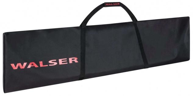 Skitasche Skibag schwarz für 2 Paar Ski bis 170 cm, wasserdichtes PES Gewebe ...