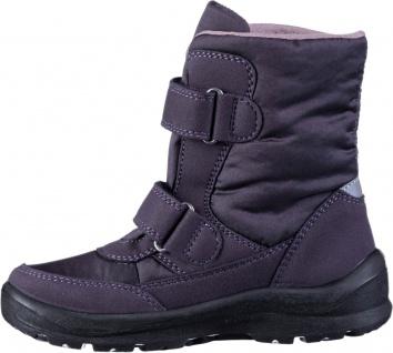 LURCHI Kelly Mädchen Winter Synthetik Boots aubergine, breitere Passform, War... - Vorschau 2