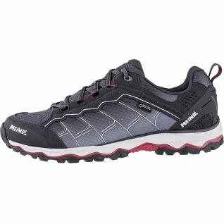 Meindl Prisma GTX Herren Leder Outdoor Schuhe graphit, herausnehmbares Air-Ac...