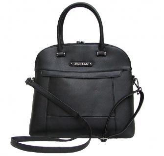 Angel kiss AK5967 schwarz modische Tasche, Handtasche, Shopper, 1 Hauptfach, ...