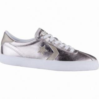 Converse Breakpoint coole Damen Metallic Canvas Sneakers Low rose quartz, Meshfutter, 1239114/40