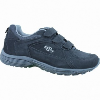 Brütting Hiker V Damen und Herren Nylon Sport Sneaker schwarz/grau, Textilfutter, Textileinlegesohle, 4236131/37